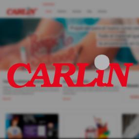 Diseño web carlinalzira.com